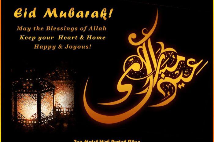 Happy Eid Al Adha Mubarak, Wishes, Images, and Quotes