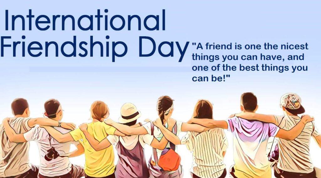 International Friendship Day Wallpaper